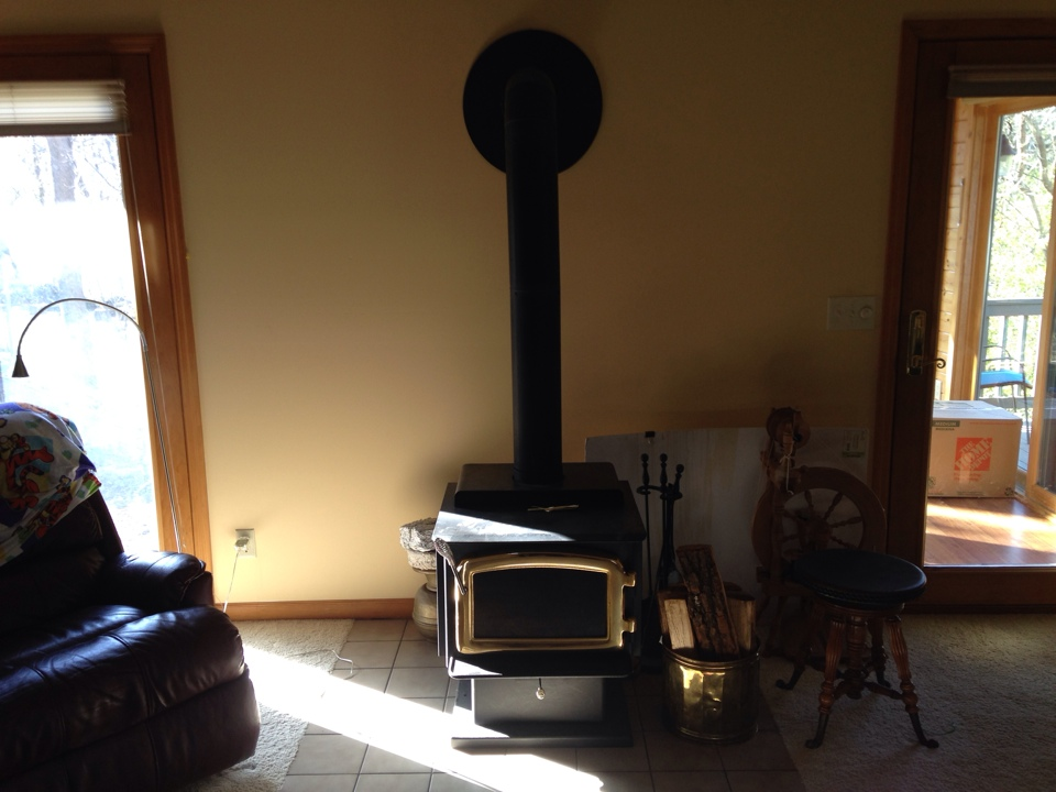 Burnsville, MN - Chimney cleaning and ChimScan inspection