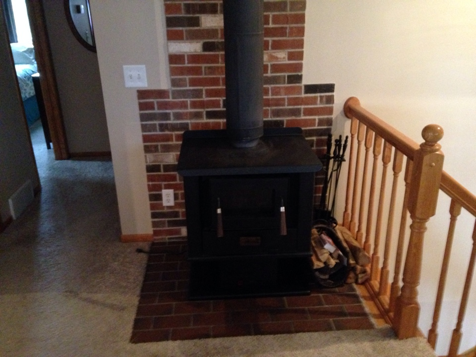 Andover, MN - Chimney cleaning and ChimScan inspection