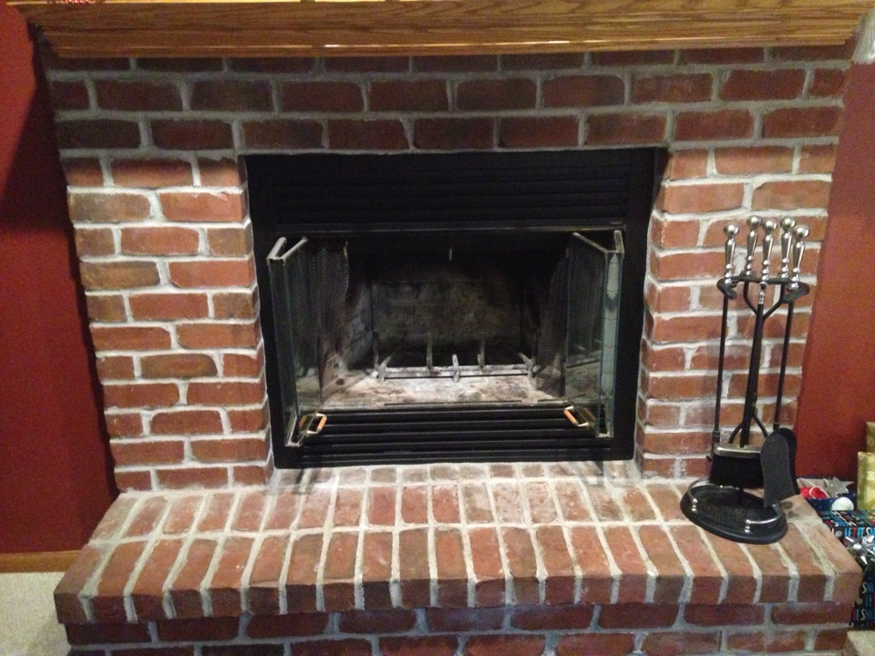 White Bear Lake, MN - Chimney cleaning and ChimScan inspection