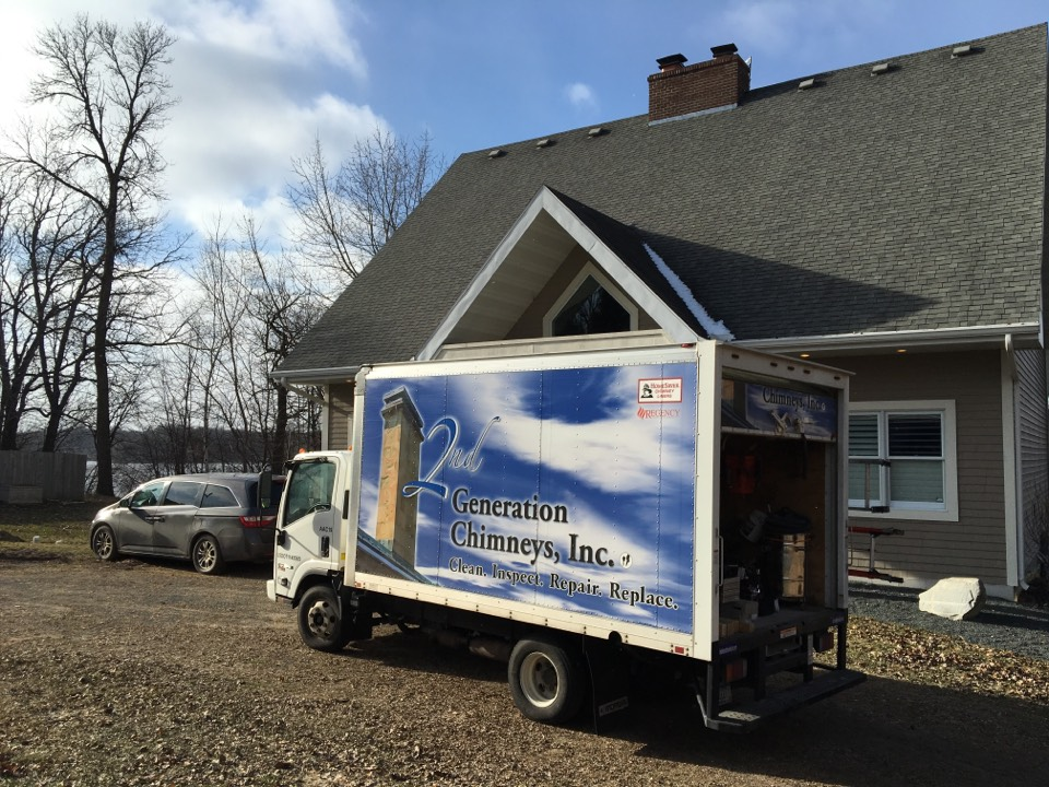 Zimmerman, MN - Chimney clean and Smart-Scan inspection