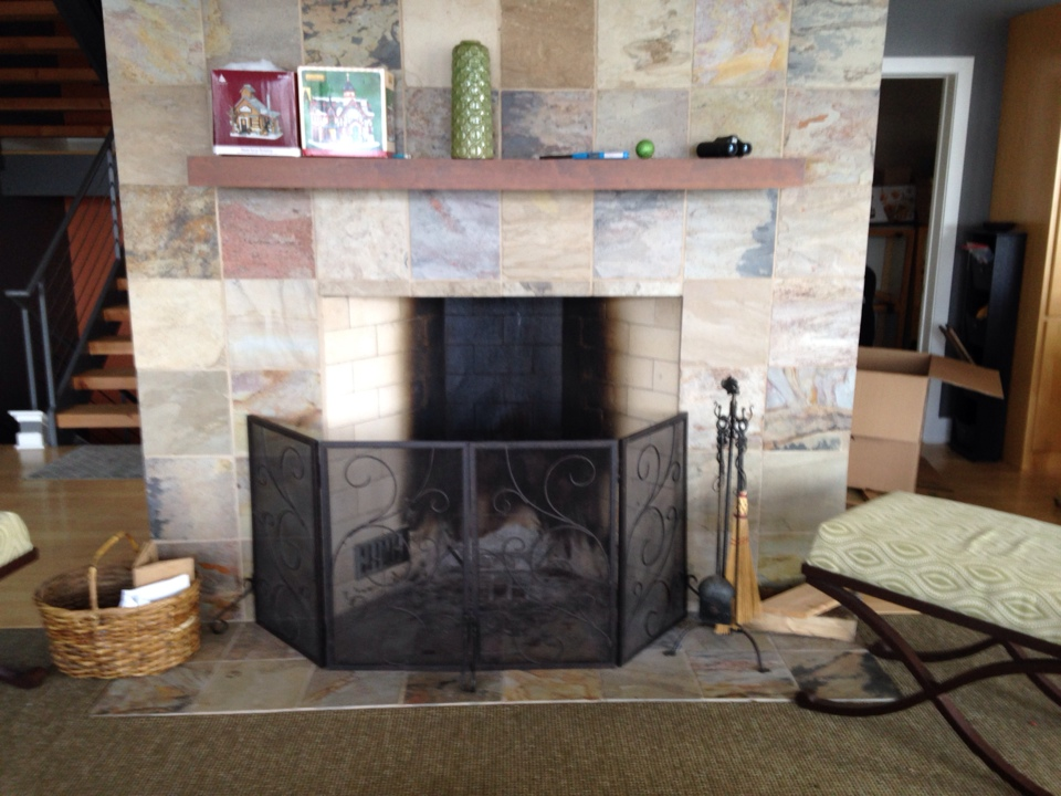 Zimmerman, MN - Chimney cleaning and ChimScan inspection