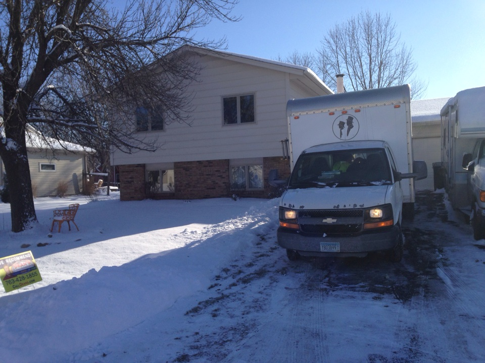 Maple Grove, MN - Furnace and duct cleaning