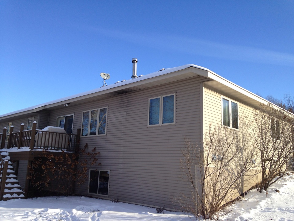 Zimmerman, MN - Chimney cleaning and ChScan inspection