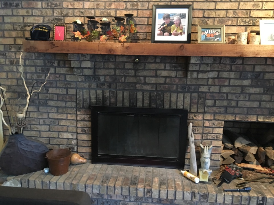 White Bear Lake, MN - Chimney clean and Smart-Scan inspection