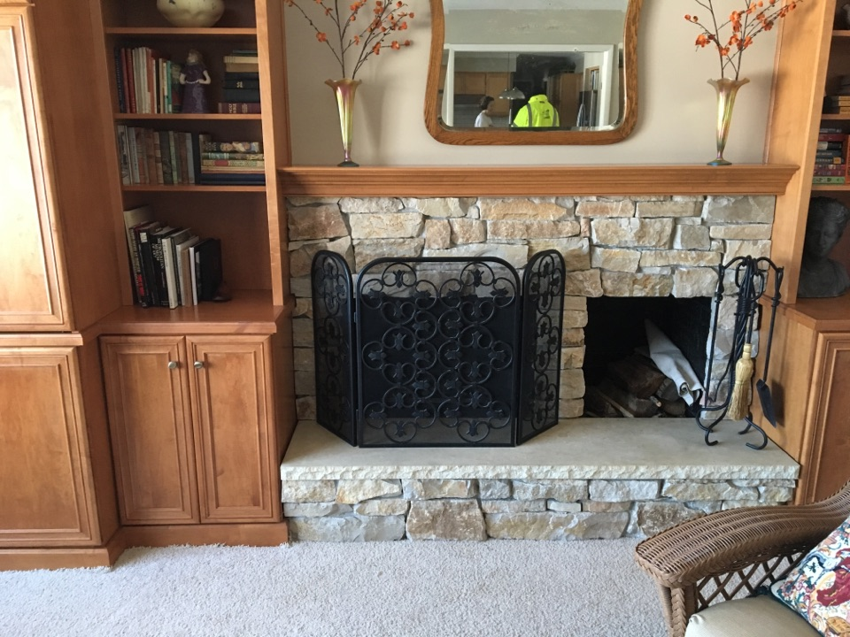 Plymouth, MN - Chimney clean and smartscan inspection