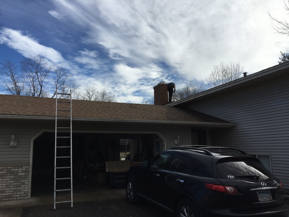 Anoka, MN - Chimney repair