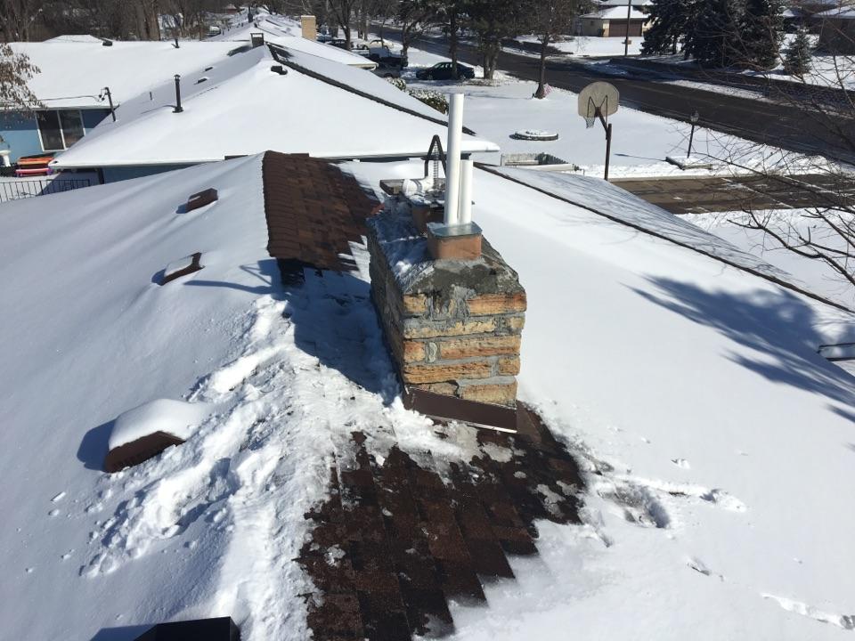 Spring Lake Park, MN - Gave estimate for repair work