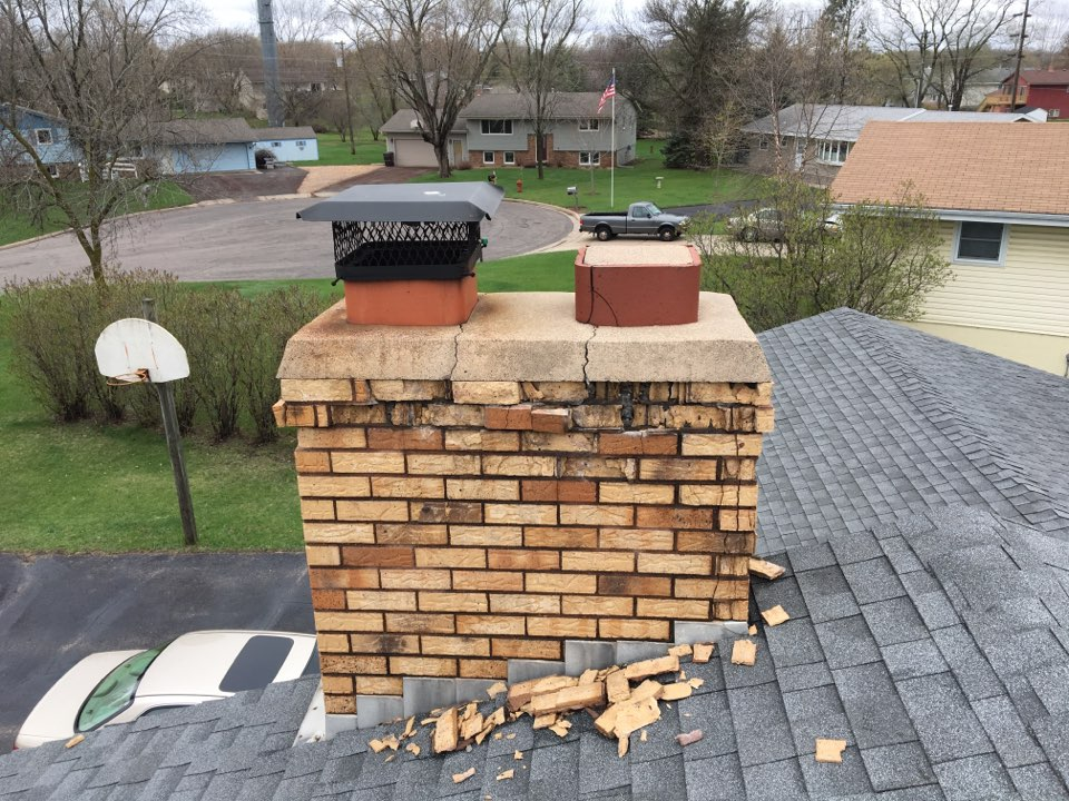 Champlin, MN - Estimate for brickwork