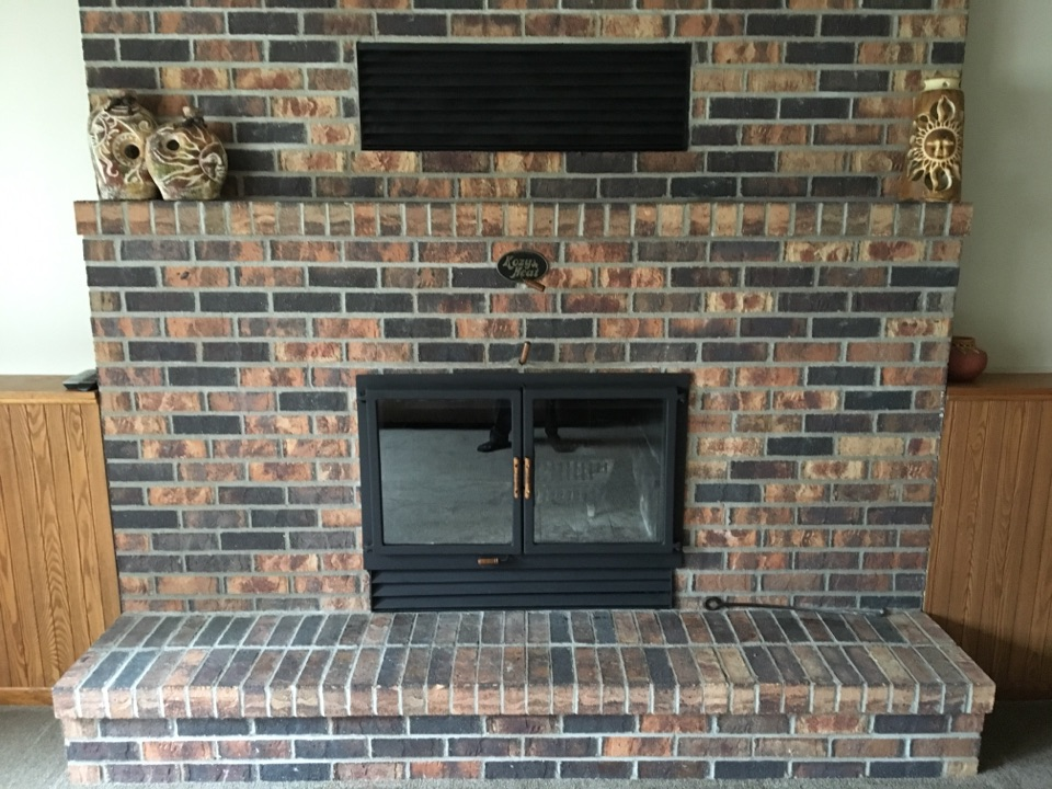 Ramsey, MN - Chimney clean and smartscan inspection