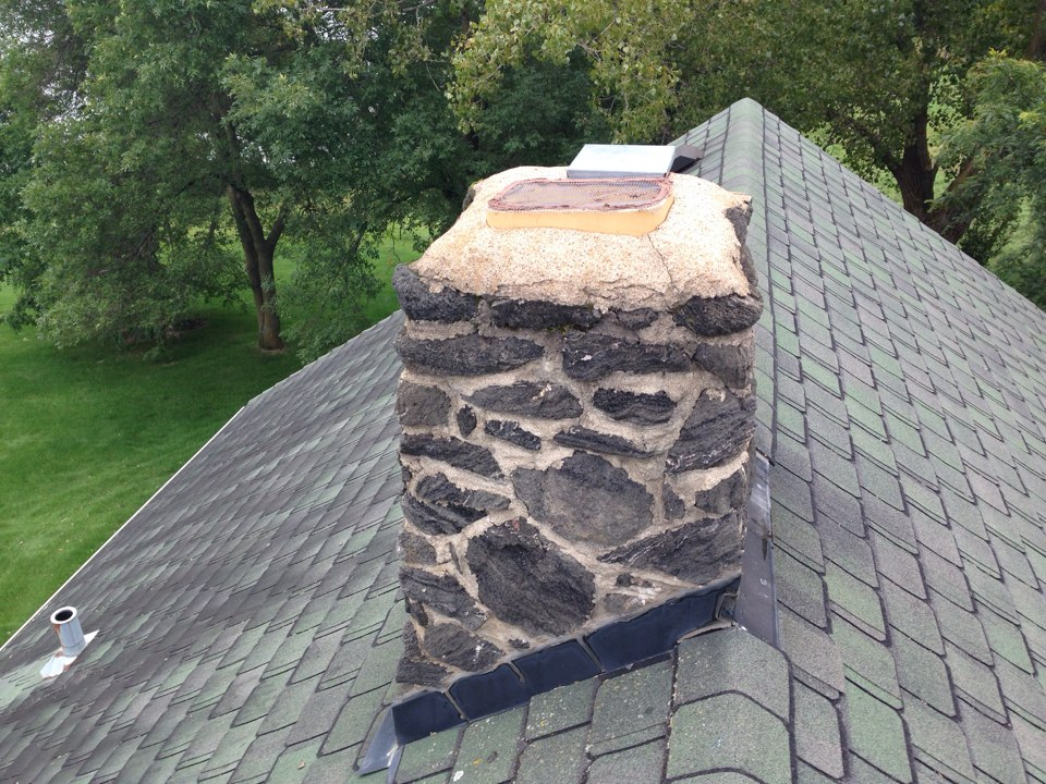 Hudson, WI - Chimney Repair Estimate