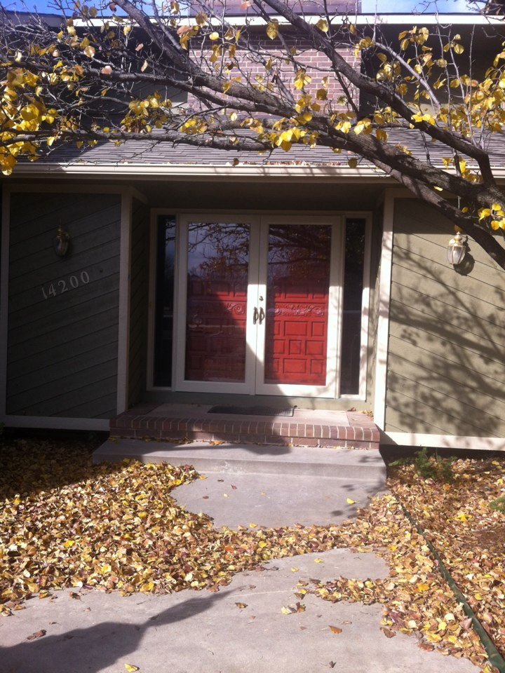 Wichita, KS - Energy effecient triple pane windows are all installed, all house repairs completed and all new paint job completed, new provia storm doors, and starting on new deck next week.... Really looking excellent !!