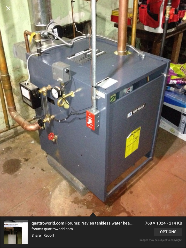 Parsippany-Troy Hills, NJ - WEIL MCLAIN STEAM BOILER REPAIR