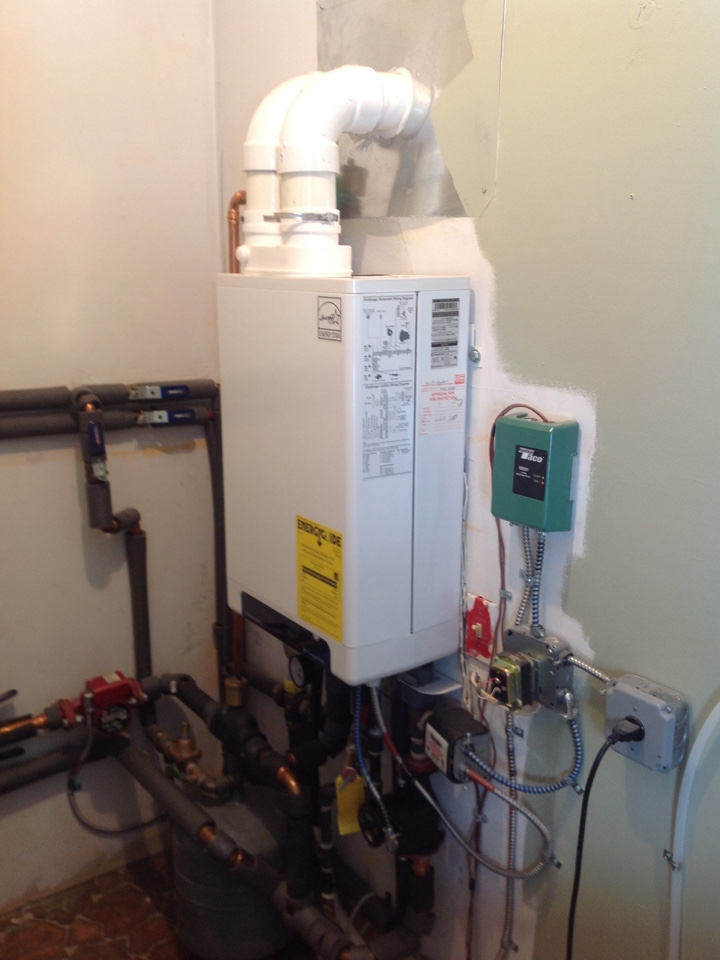 Parsippany-Troy Hills, NJ - TRIANGLE TUBE BOILER REPAIR