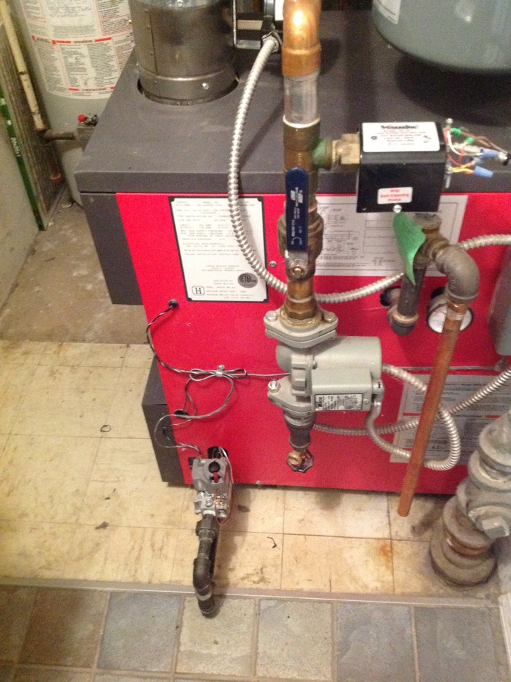 Midland Park, NJ - HONEYWELL GAS VALVE REPLACEMENT