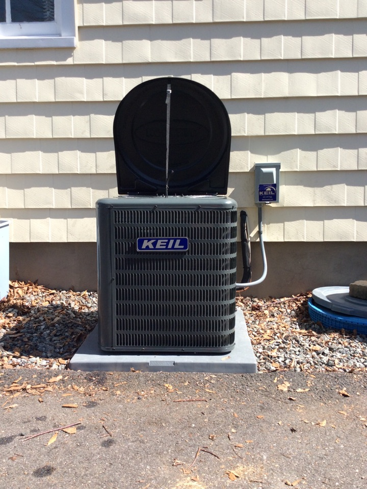 Boonton Township, NJ - Install goodman air handler and condenser