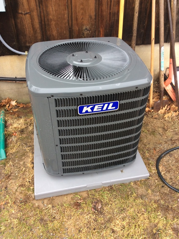 Vernon Township, NJ - PERFORM MAINTENANCE ON A GOODMAN AIR CONDITIONING SYSTEM