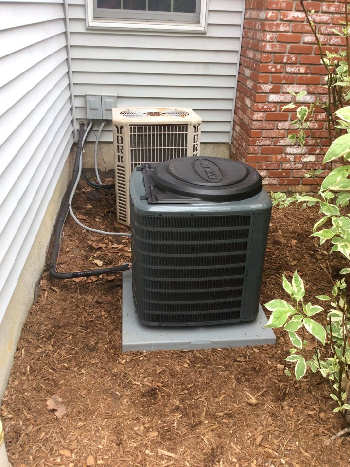 Sparta Township, NJ - GOODMAN AIR CONDITIONING INSTALL