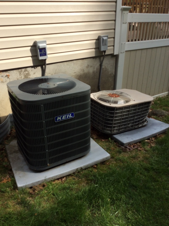 Sparta Township, NJ - PERFORM MAINTENANCE ON 1GOODMAN AIR CONDITIONING SYSTEM AND 1 YORK AIR CONDITIONING SYSTEM
