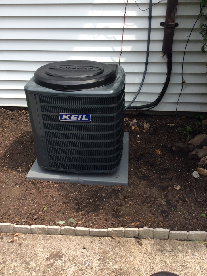 Morris Plains, NJ - Install Goodman air handler and condenser