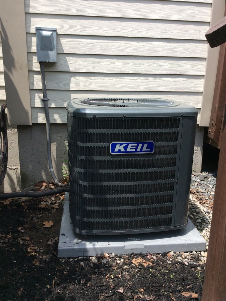 North Haledon, NJ - GOODMAN AIR CONDITIONING INSTALL
