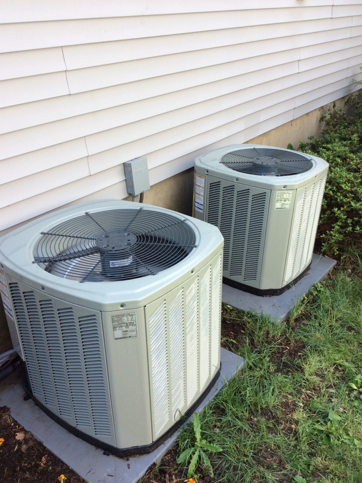 West Caldwell, NJ - PERFORM PERPETUAL MAINTENANCE ON 3 AC UNITS.