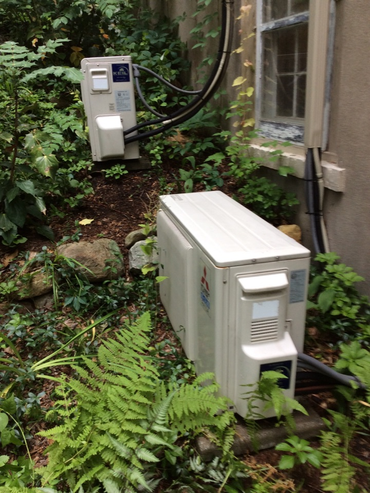 Boonton Township, NJ - PERFORM MAINTENANCE ON 2MITSUBISHI DUCTLESS AIR CONDITIONING SYSTEMS
