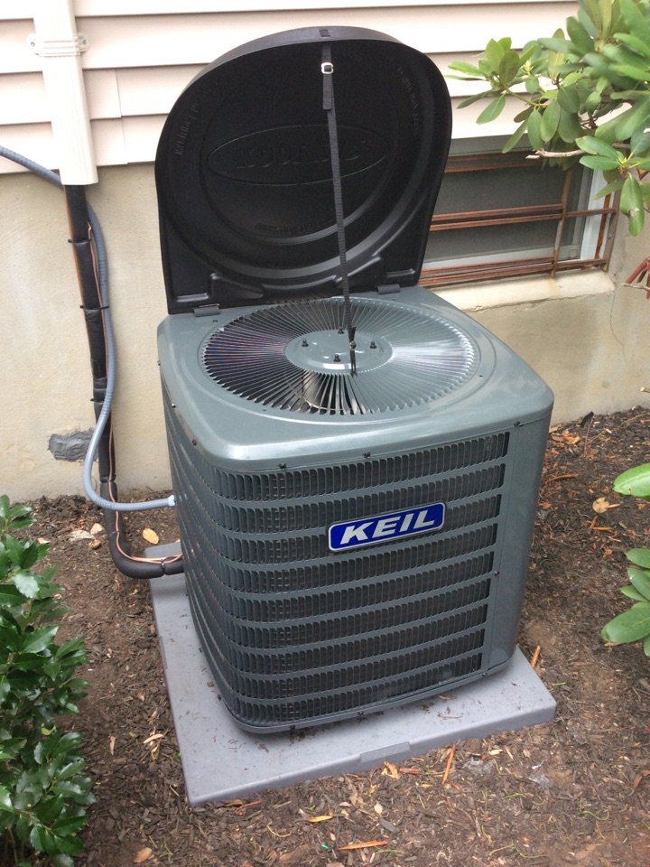 West Caldwell, NJ - Install goodman coil and condenser