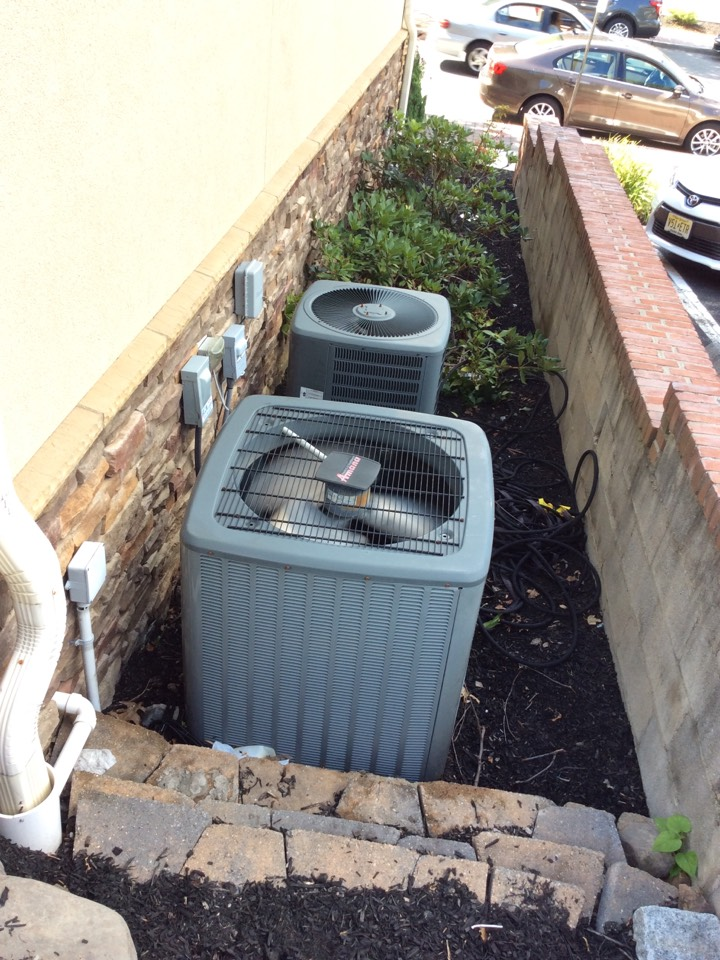Totowa, NJ - PERFORM MAINTENANCE ON 1 AMANNA AND 1 GOODMAN AIR CONDITIONING SYSTEMS