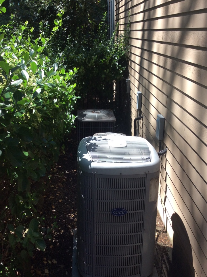 Upper Saddle River, NJ - PERFORMED MAINTENANCE ON CARRIER AC SYSTEMS