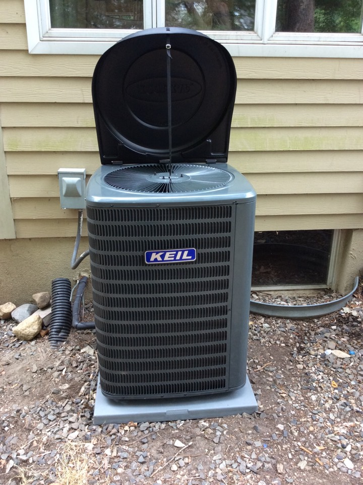 Saddle River, NJ - Install goodman condenser