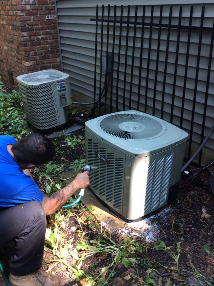 Randolph, NJ - PERFORM MAINTENANCE ON A GIBSON AIR CONDITIONING SYSTEM AND A TRANE AIR CONDITIONING SYSTEM