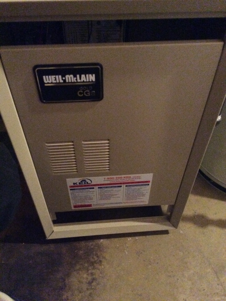 Upper Saddle River, NJ - PERFORM MAINTENANCE ON GAS FURNACE.