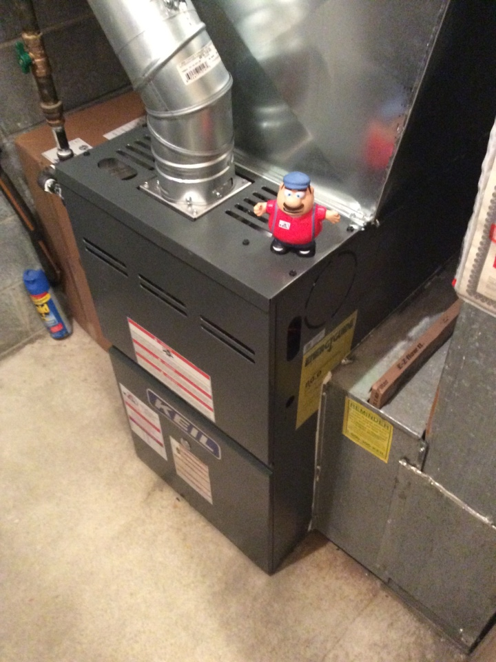Little Falls, NJ - Install goodman furnace