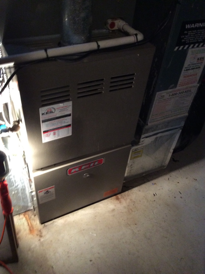Sussex, NJ - PERFORM ANNUAL MAINTENANCE ON A GOODMAN FURNACE