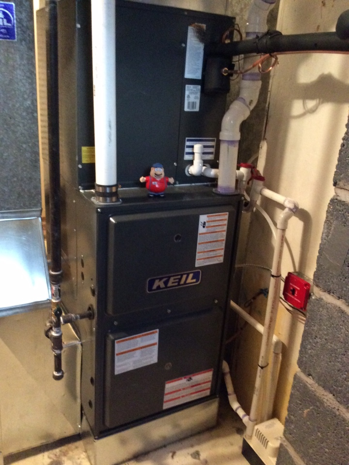 Verona, NJ - PERFORM MAINTENANCE ON GOODMAN GAS FURNACE.