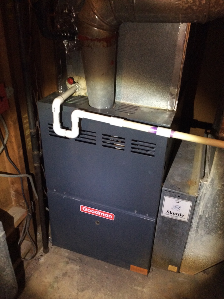 Ramsey, NJ - EMERGENCY SERVICE NO HEAT ON A GOODMAN FURNACE NEAR RAMSEY