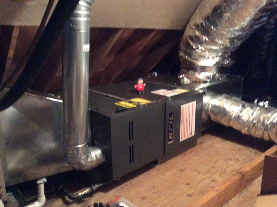 Parsippany-Troy Hills, NJ - no heat, made repair on gas furnace near Parsippany-Troy Hills