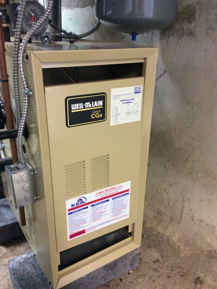 Paramus, NJ - NIGHT SERVICE, NO HEAT ON WEIL-MCLAIN GAS BOILER, REPAIR MADE NEAR PARAMUS