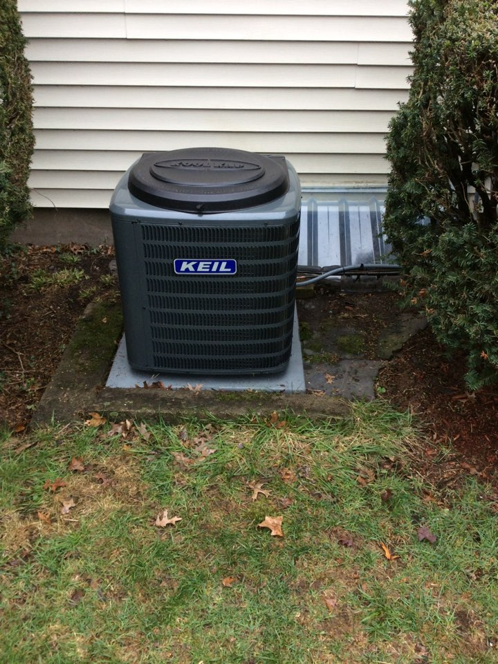 Ridgewood, NJ - Install Goodman coil and condenser