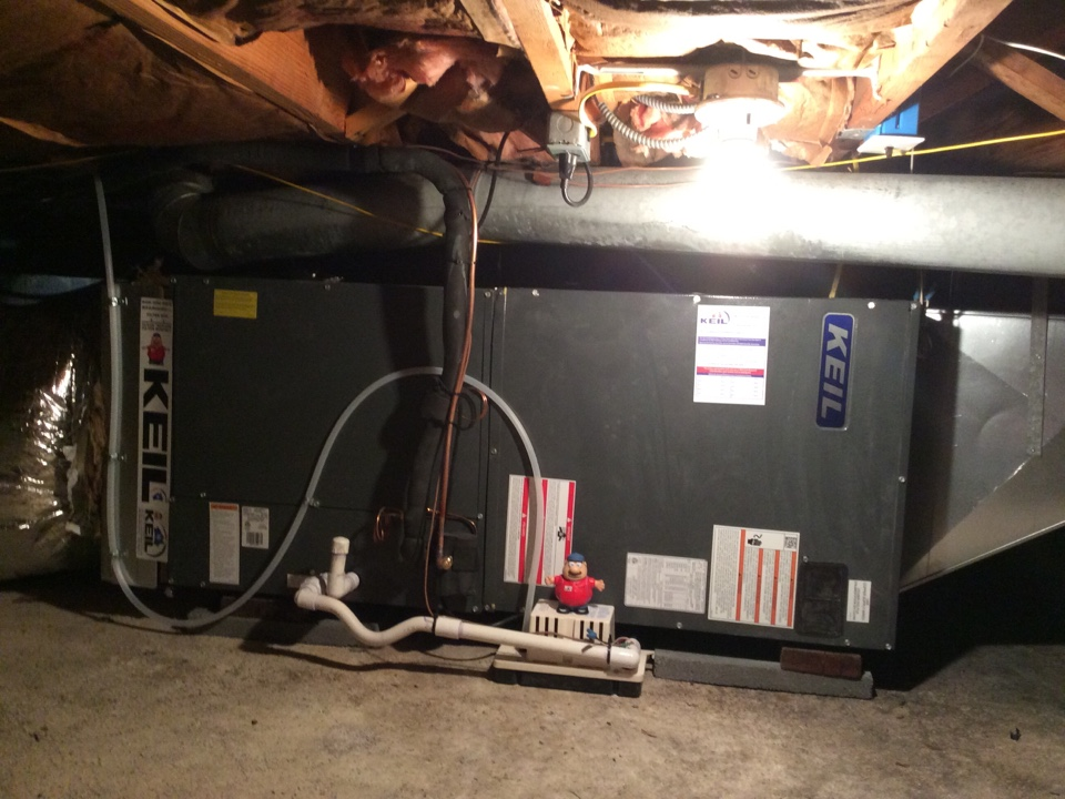 goodman 5 ton air handler. wyckoff, nj - install goodman 5 ton air handler and condenser