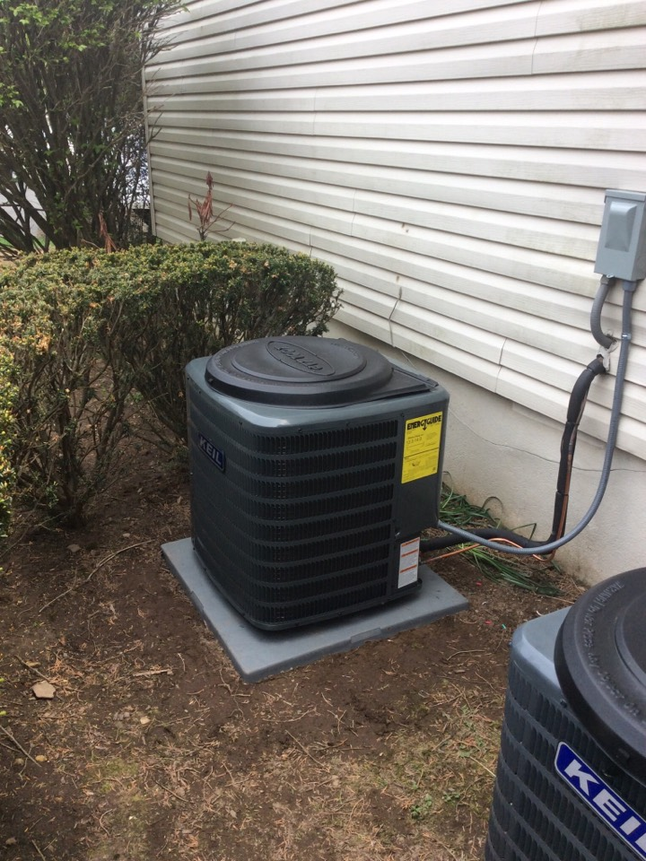North Haledon, NJ - PERFORM MAINTENANCE ON GOODMAN AC UNIT.