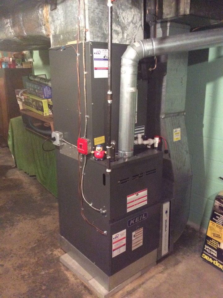 Wyckoff, NJ - Install Goodman coil and Condenser