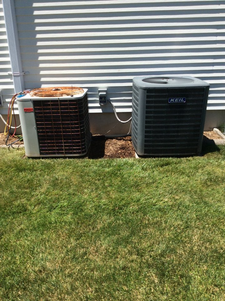 Hawthorne, NJ - PERFORMED 20 POINT PRECISION TUNE UP ON ONE GOODMAN AIR CONDITIONING SYSTEM AND ONE BRYANT AIR CONDITIONING SYSTEM.