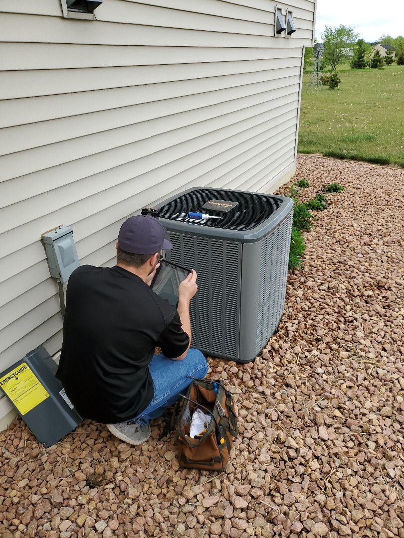 Princeton, MN - Air conditioner tune up