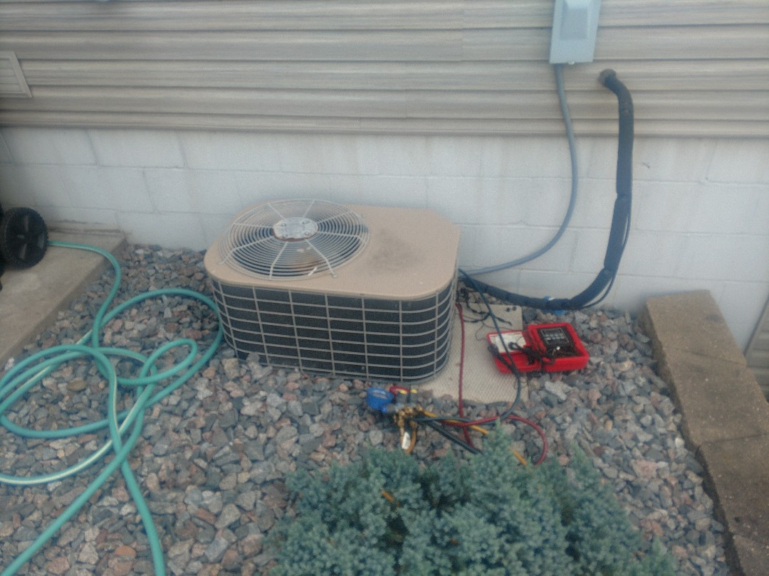 Princeton, MN - AC tune up. Annual maintenance on York air conditioner.