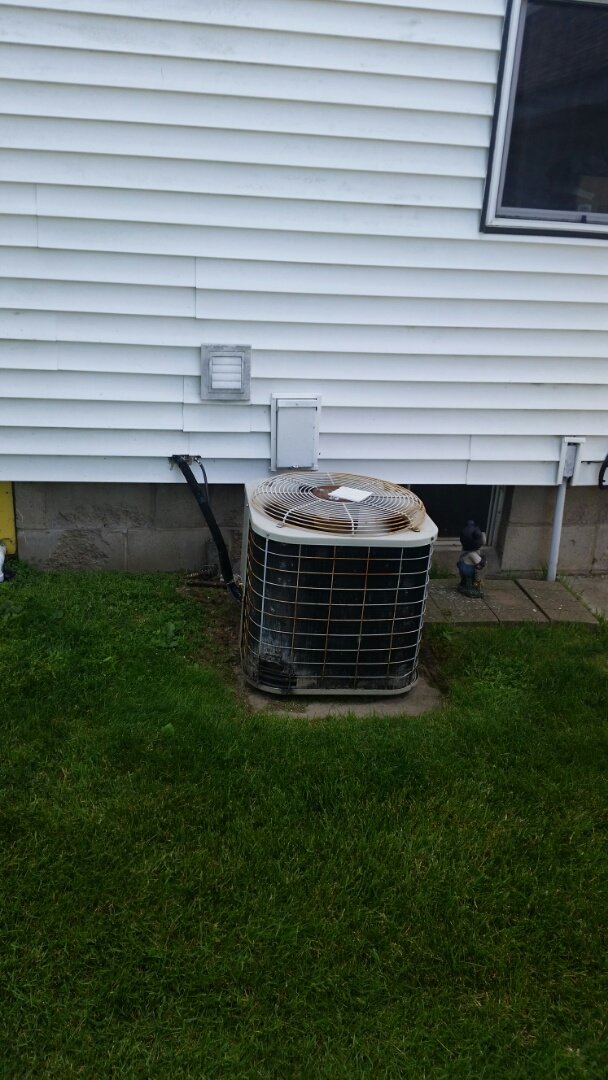 Rush City, MN - Air Source Heat Pump Replacement