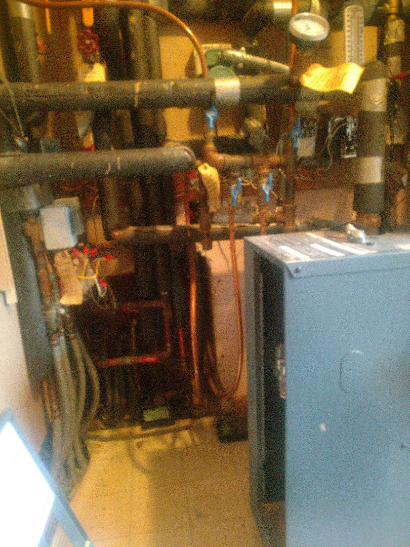 Ogilvie, MN - Heating maintenance. Weil McLain boiler tune up.