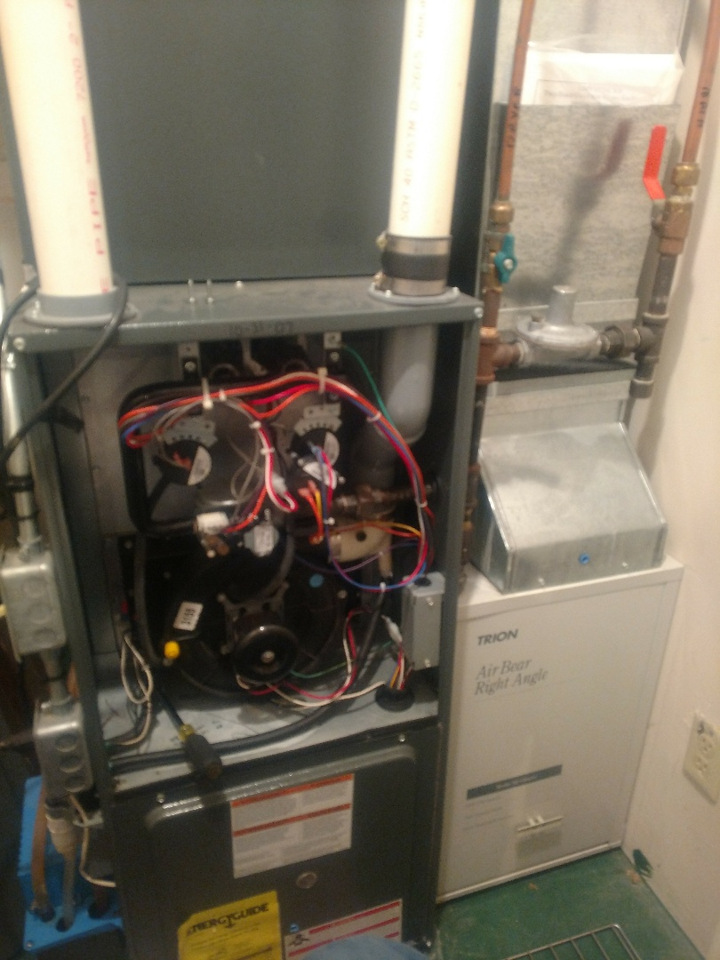 Princeton, MN - Goodman high efficiency furnace maintenance Tune up service