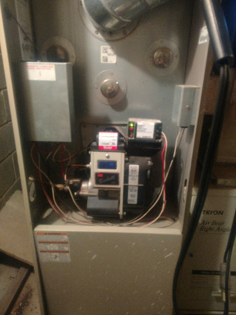Rush City, MN - Lennox oil furnace maintenance tune up