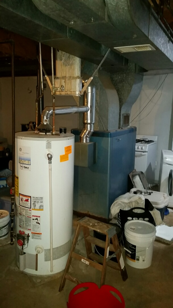 Hinckley, MN - Furnace replacement